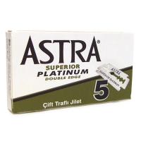 Лезвия Astra Platinum