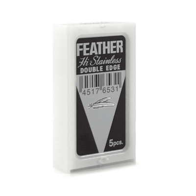 Лезвия Feather