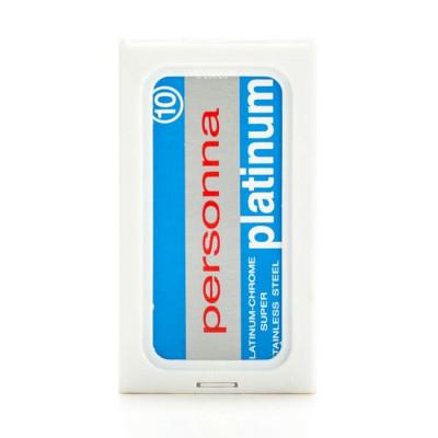 Лезвия Personna Platinum